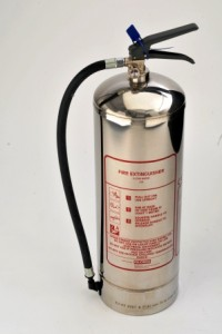 9lt Water stored pressure Stainless fire extinguisher