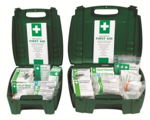 first aid kit for training course