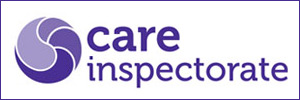 care inspectorate scotland logo