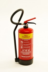 new firepower 6 litre wet chemical fire extinguisher