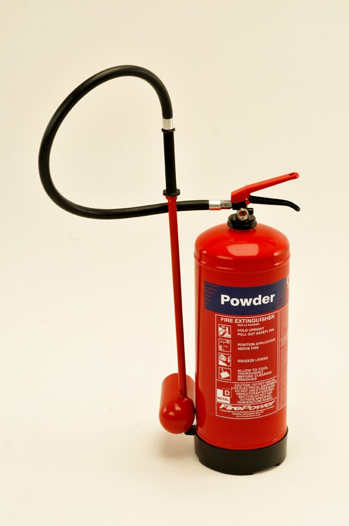 FIRE POWER LITHIUM FIRE EXTINGUISHER