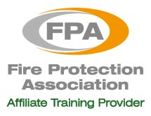 FPA fire protection association affiliate training provider logo