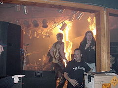 station night club fire 2003